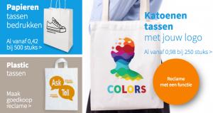 Promotie Tassen van Maxilia.nl