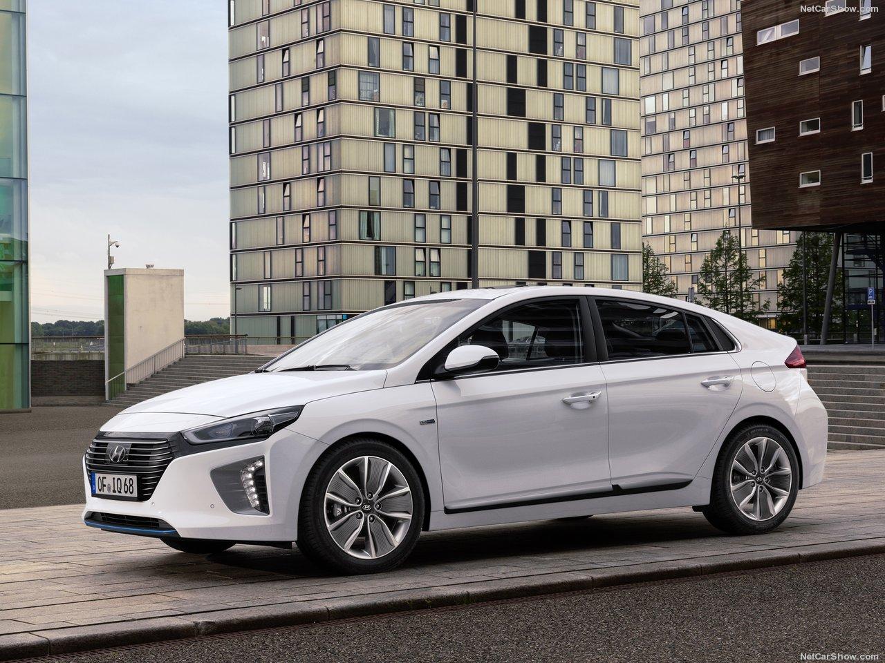Hyundai Ioniq Auto leasen