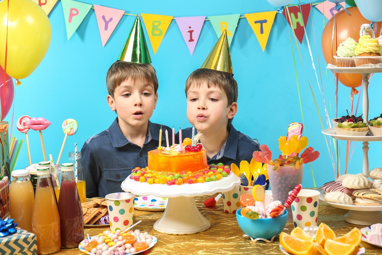 verjaardagjongens
