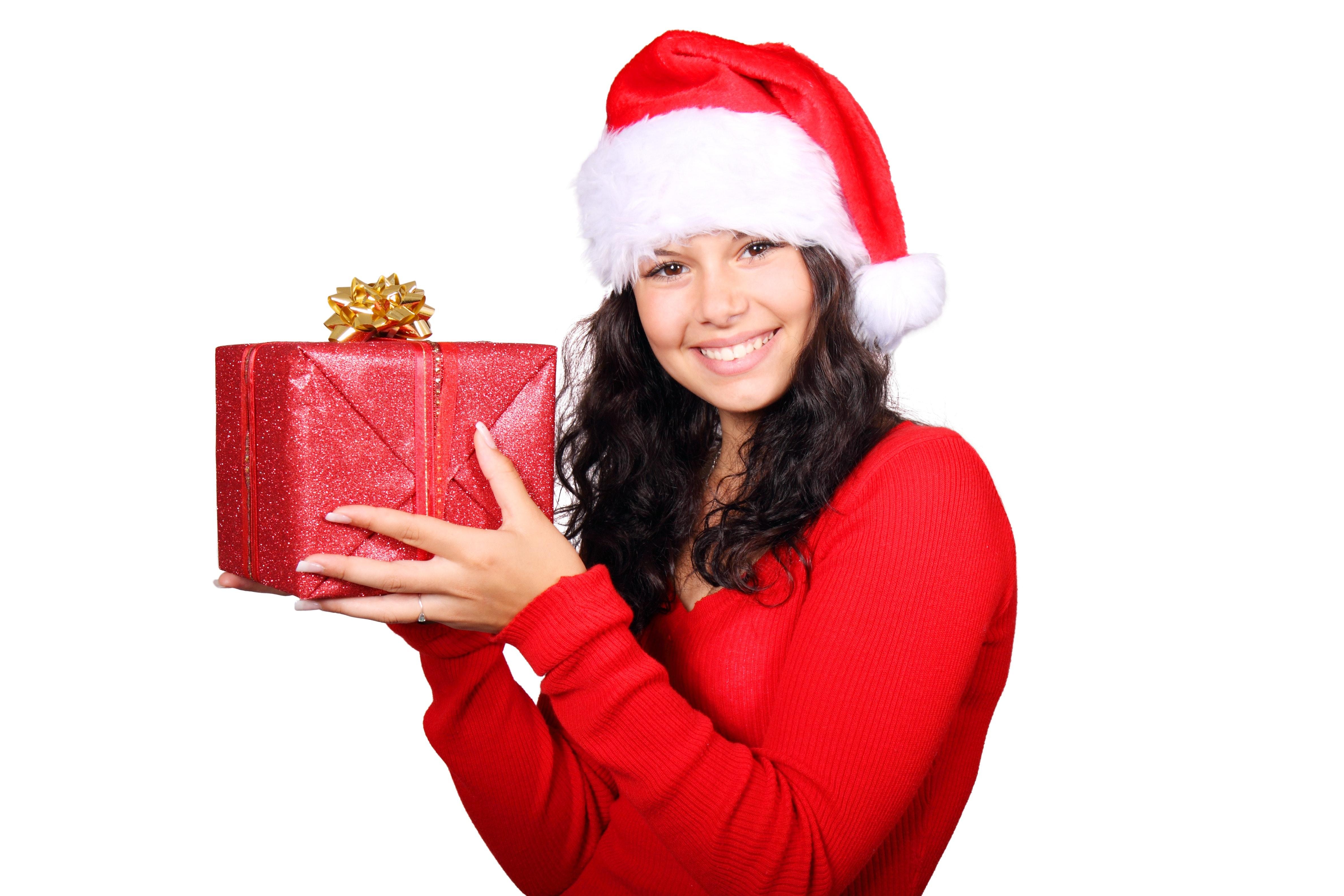 kerstpakketten voor vrouwen